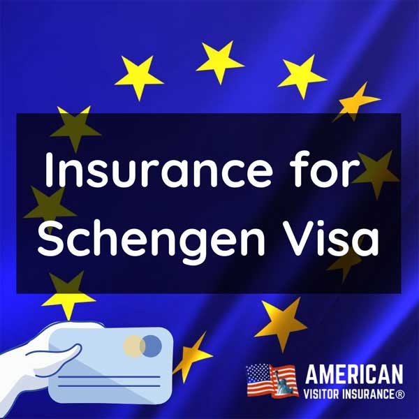 Schengen visa insurance requirements