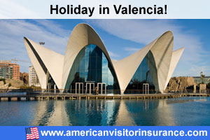Travel insurance Valencia