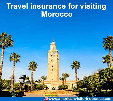 travel insurance for visiting Morocco