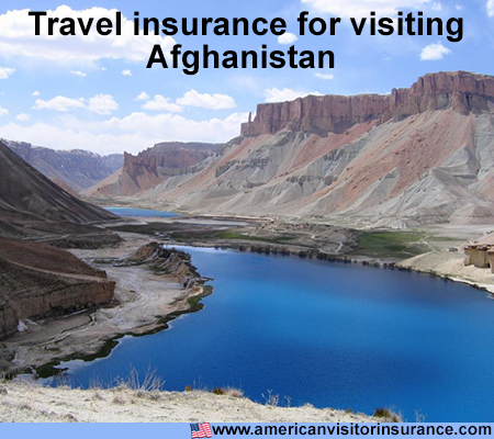 travel insurance for visiting Afghanistan