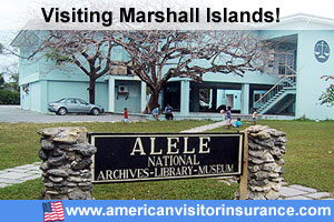 Buy travel insurance for Marshall Island