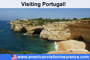Buy travel insurance for Portugal