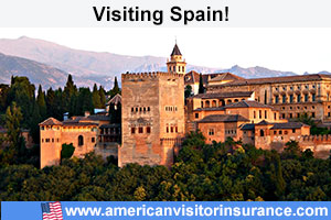 Buy travel insurance for Spain