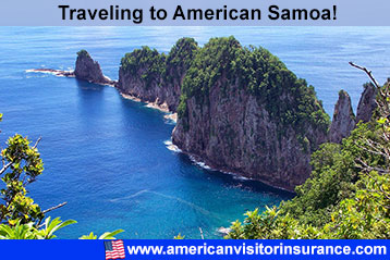 Travel insurance for American Samoa