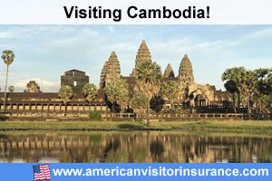 Buy travel insurance for Cambodia
