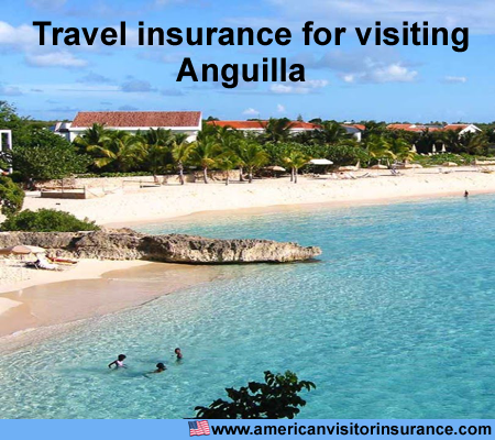 travel insurance for visiting Anguilla