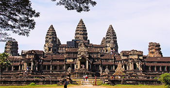 Travel insurance for  Cambodia