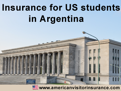 argentinian student insurance usa