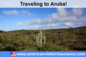 Buy visitor insurance for Aruba
