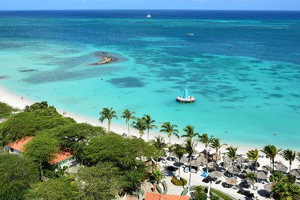Travel insurance for Aruba