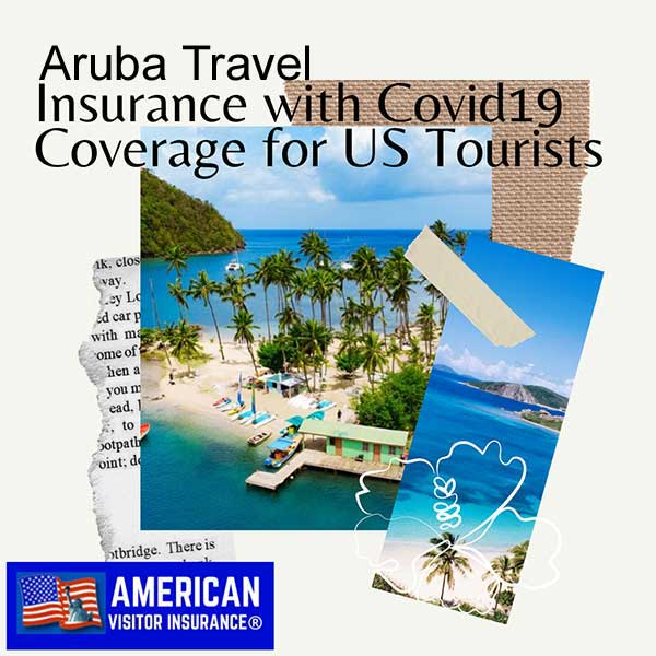 aruba travel insurance with covid19 coverage
