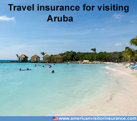 travel insurance for visiting Aruba