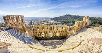Travel insurance for Athens