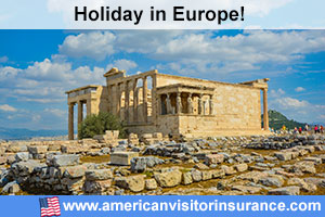 Buy travel insurance for Athens