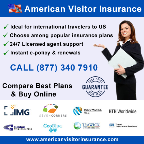 american visitor insurance