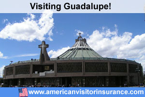 Buy travel insurance for Guadalupe