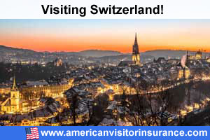 Buy travel insurance for Switzerland