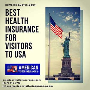 Best health insurance for visitors USA