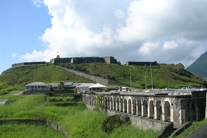 Brimstone Hill Fortress National Park