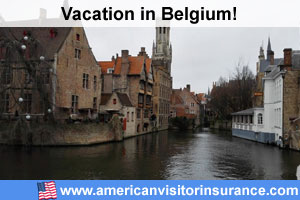 Travel insurance Belgium