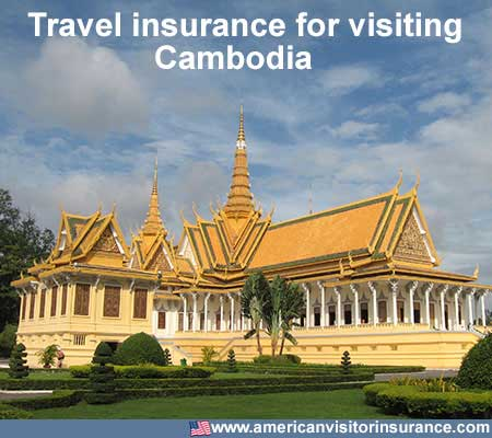 travel insurance for visiting cambodia