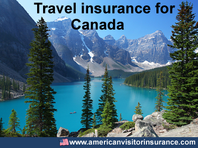 Travel insurance for Canadian travelers'
