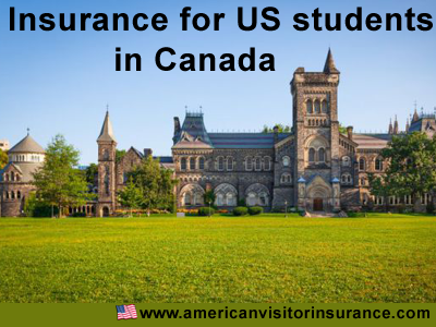 canadian student insurance usa