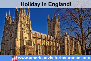 Travel insurance England