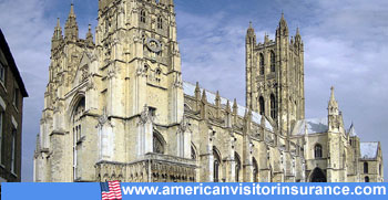 Travel insurance for Canterbury