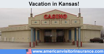 Travel insurance for Kansas