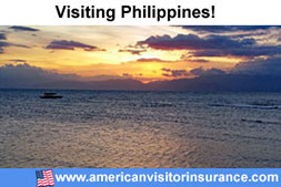 Buy travel insurance for Philippines