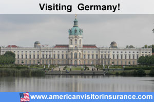 Buy travel insurance for Germany