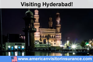 Buy travel insurance for Hyderabad