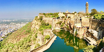Travel insurance for Chittorgarh
