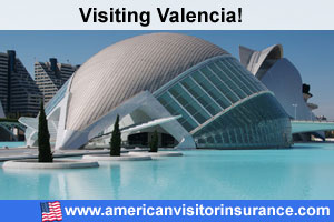 Buy travel insurance for Valencia