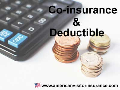 Why Coinsurance and dedcutible