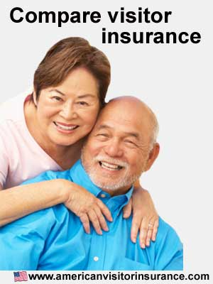 compare visitors medical insurance
