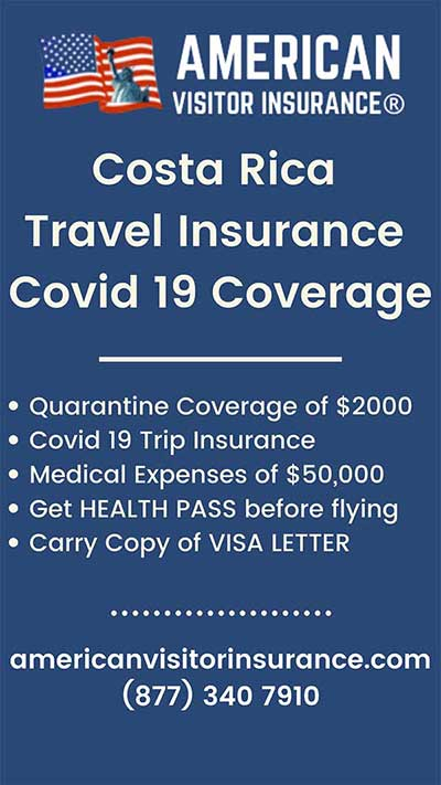 Costa rica covid travel insurance