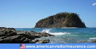 Travel insurance for Costa Rica