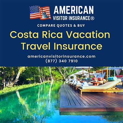 costa rica vacation travel insurance