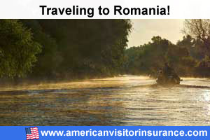 Buy visitor insurance for Romania