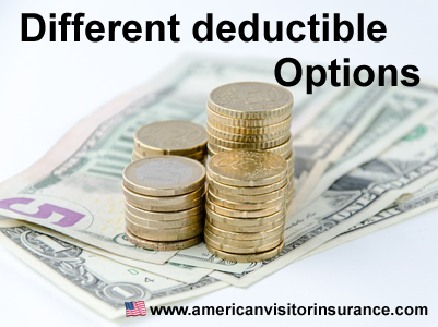 Different Deductible Options