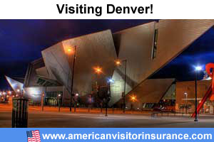 Buy travel insurance for Denver