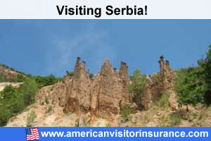 buy travel insurance for Serbia
