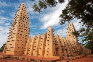 Bobo-Dioulasso Grand Mosque