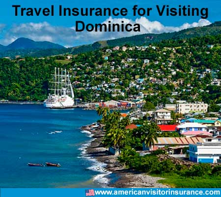 travel insurance for visiting Dominica