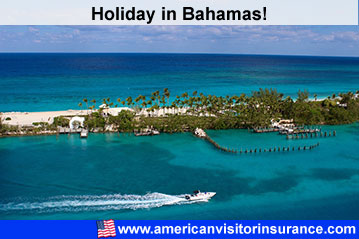 visitor insurance for Bahamas