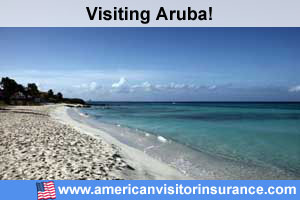 Buy travel insurance for Aruba