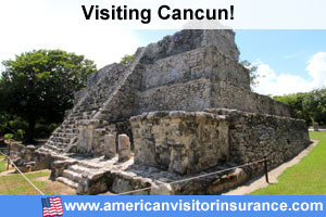 Buy travel insurance for Cancun