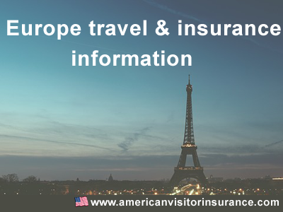 Europe travel and insurance information